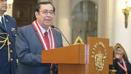 """Presidente del PJ: Hay salas con """"un largo récord"""" de sentencias absolutorias en casos de corrupción"""
