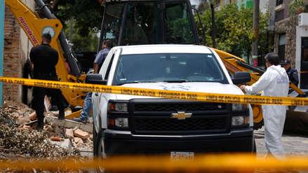 Diez cuerpos fueron hallados en una fosa clandestina dentro de una casa en Guadalajara