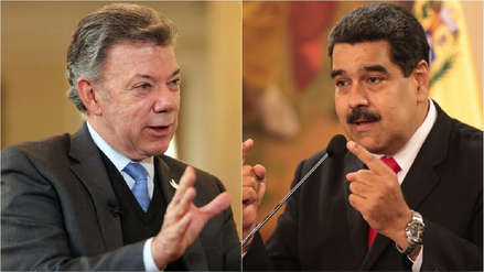 Santos rechazó acusación de atentar contra Maduro: Tengo cosas más importantes que hacer