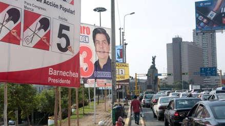Aprueban ordenanza para regular propaganda electoral en José Leonardo Ortiz