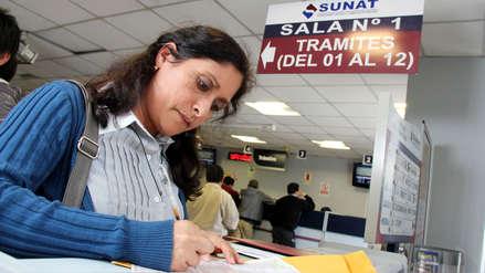 Sunat aún no termina de atender solicitudes de devolución de Impuesto a la Renta