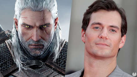 Henry Cavill quiere interpretar a Geralt de Rivia en serie de Netflix sobre The Witcher