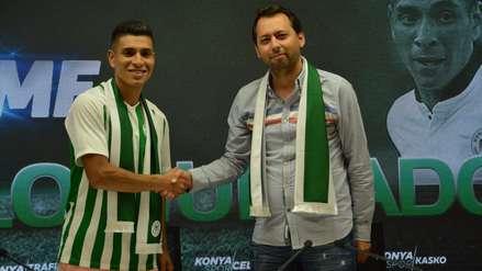 Paolo Hurtado se convirtió en el nuevo jugador de Konyaspor de Turquía