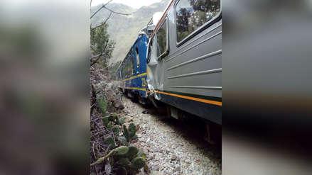 Agentes especiales investigarán causas del choque de trenes en Cusco