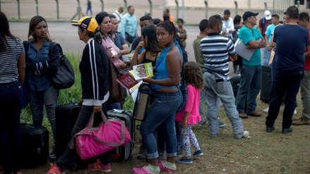 Juez suspendió temporalmente entrada de venezolanos a Brasil por Roraima