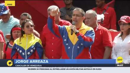 Canciller de Venezuela:
