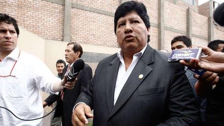 Edwin Oviedo puede ser removido de la presidencia de la FPF solo por la asamblea de bases