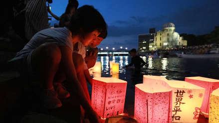 Japón recuerda el bombardeo atómico a Hiroshima 73 años después
