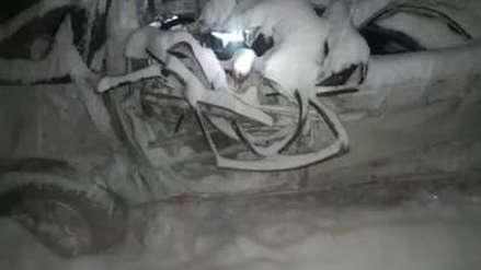 Accidente de tránsito tras caída de nieve deja 4 muertos en Chumbivilcas
