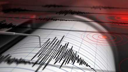 Sismo de magnitud 5.8 se registró en Colombia