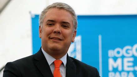 Iván Duque asume este martes la presidencia de Colombia