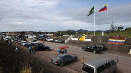Brasil reabre su frontera para permitir el ingreso de venezolanos tras nueva orden judicial