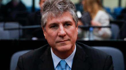 Exvicepresidente argentino Amado Boudou fue condenado a prisión por cohecho