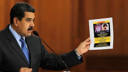Gobierno de Maduro presentó videos como pruebas del atentado