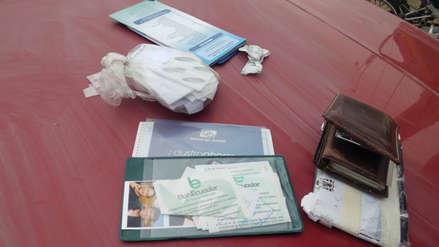 Devuelven documentos robados a religiosos durante fiesta de la Cruz de Motupe