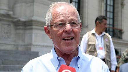 Poder Judicial confirmó resolución que rechazó el pedido de PPK para salir del país