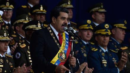 Exjefe de policía se adjudicó el ataque con drones contra Nicolás Maduro