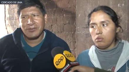 Familia afectada por incendio en edificio multifamiliar en el Centro de Lima pide ayuda para reconstruir hogar