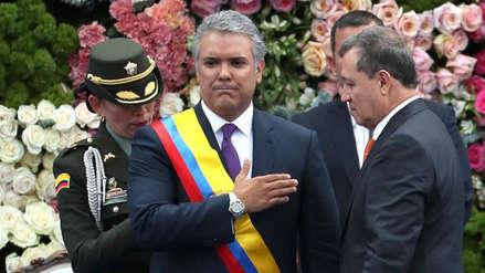 Así se realizó la asunción de mando de Iván Duque, el nuevo presidente de Colombia