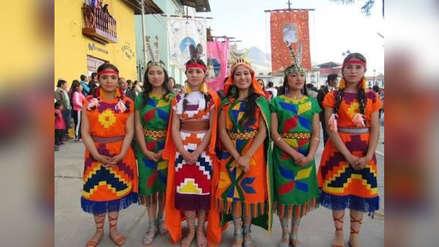 Huamachuco elige a la Doncella Xauxa durante festividad patronal