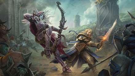 Ya puedes jugar el Asedio de Lordaeron en World of Warcraft