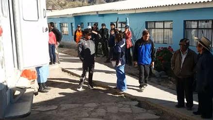 Fueron entregados los restos de los nueve fallecidos por intoxicación en Ayacucho