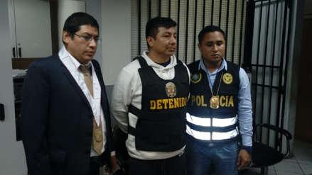 Policía detuvo a Alexander Peña, sindicado como el financista de 'Los intocables ediles'