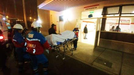 Seis pacientes graves por intoxicación en Ayacucho fueron trasladados a Lima