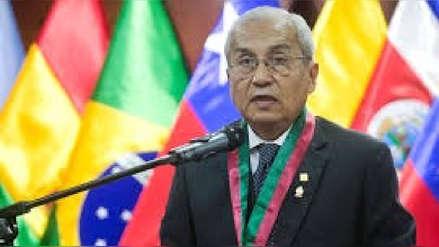 El fiscal de la Nación llegó al Congreso para detallar acuerdo con Odebrecht