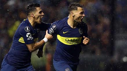 Boca Juniors derrotó 2-0 a Libertad por los octavos de final de la Copa Libertadores