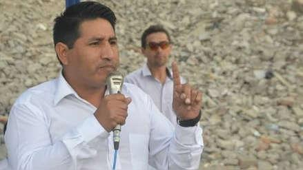 Poder Judicial dictó tres años de prisión suspendida contra alcalde de Villa María del Triunfo