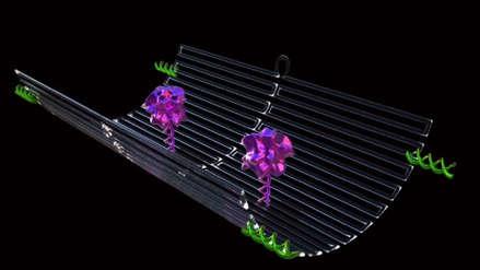 Científicos chinos diseñan nanorobot para estrangular tumores