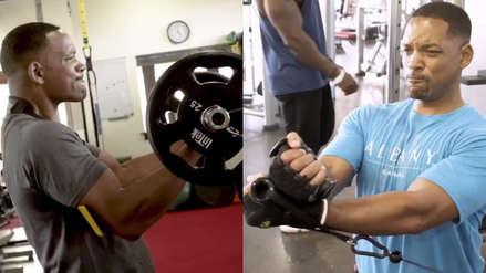 Will Smith y su increíble entrenamiento próximo a cumplir 50 años