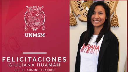 Estudiante peruana ganó un concurso de innovación en una de las mejores universidades