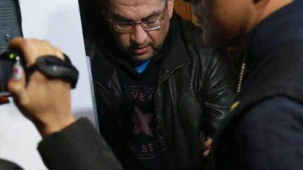 Poder Judicial amplía a 36 meses prisión preventiva contra Walter Ríos