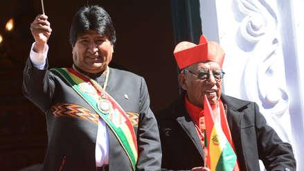 Recuperan medalla presidencial de Bolivia que fue robada a su custodio en una zona de prostíbulos