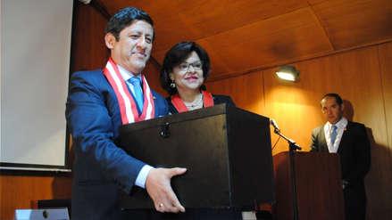 Fiscal Herrera: Me arrepiento de haber dado un regalo a Guido Aguila