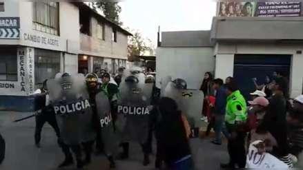 Arequipa | Taxista acusado de violar y matar a joven se salvó de ser linchado