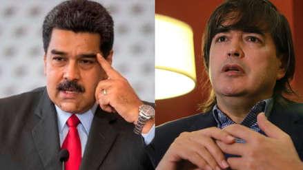 Nicolás Maduro acusó a Jaime Bayly tras mostrar pruebas del atentado en su contra