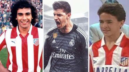 Los jugadores que pasaron del Atlético de Madrid al Real Madrid