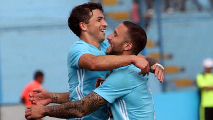 Sporting Cristal goleó a Cantolao en partido pendiente por el Torneo Apertura