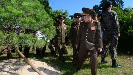 Las dos Coreas se reunirán el lunes para tratar una nueva cumbre intercoreana