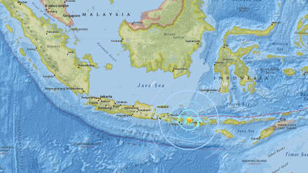 Un sismo de magnitud 5.9 golpea la maltrecha isla indonesia de Lombok