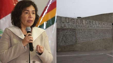 Patricia Balbuena: El LUM busca que ideologías terroristas no se repitan