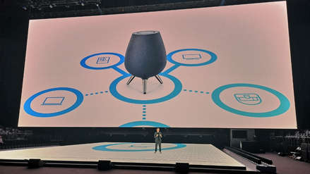 Samsung firma alianza con Spotify y presenta altavoz inteligente