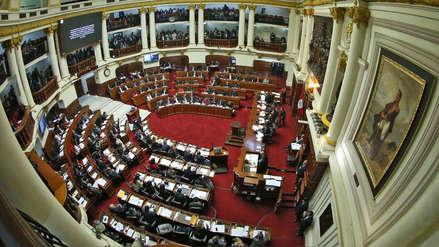 Estos son los congresistas que encabezan las nuevas comisiones del Parlamento