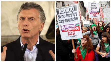 Macri apostó por distribución de más anticonceptivos tras rechazo de legalización de aborto