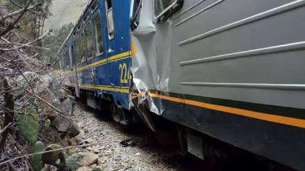 Comuneros niegan ser responsable de bloqueo de vía férrea en Machupicchu