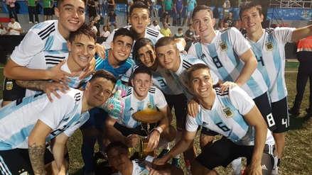 La Sub-20 de Argentina se proclamó campeona del Torneo de L'Alcudia