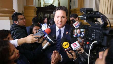 Daniel Salaverry: No vamos a ser obstáculo para la reforma del  Estado